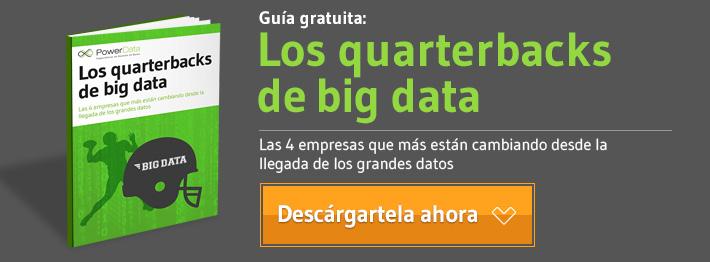 BIG DATA LAS CUATRO GRANDES EMPRESAS